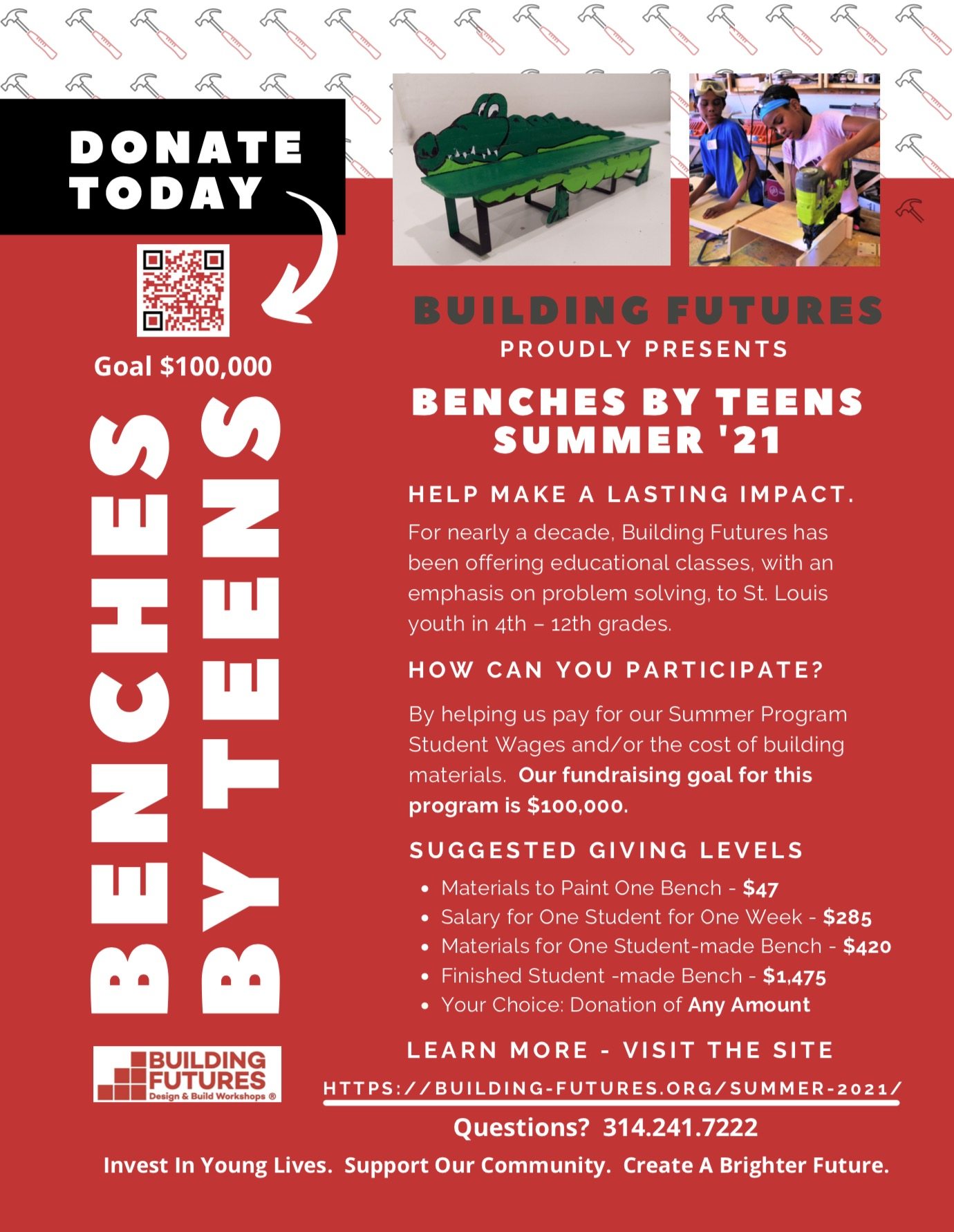 benches-by-teens-flier-link