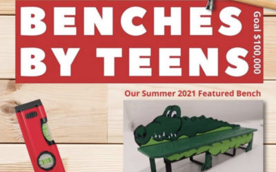 Summer 2021 – Benches By Teens