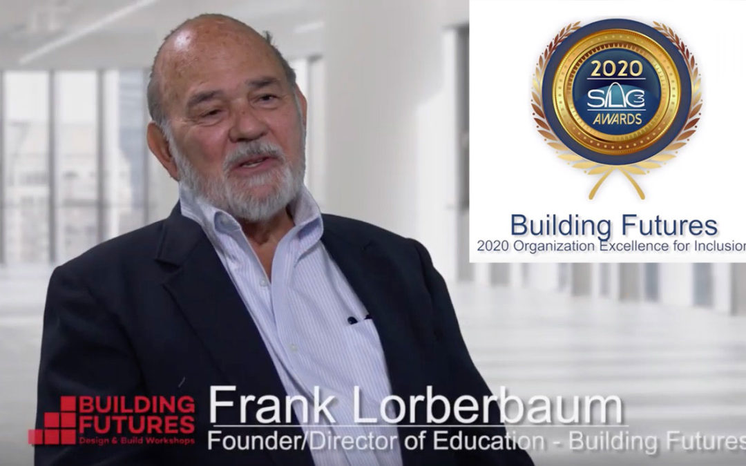 Building Futures – 2020 Organization Excellence for Inclusion Winner